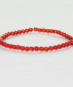 Bracelet Cornaline Femme