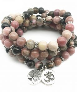 Amazon Bracelet Rhodonite