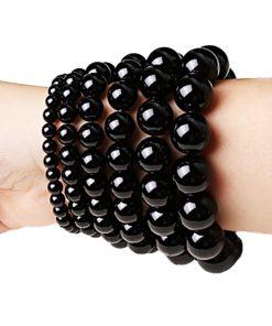 Bracelet Onyx Femme