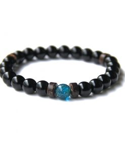 Onyx Noir Bracelet