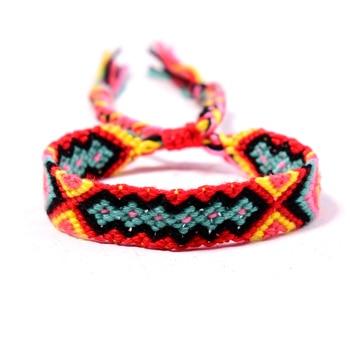 Bracelet Brésilien 3 Couleurs