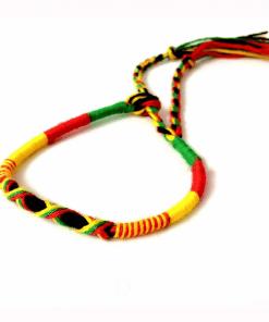 Bracelet Brésilien Rasta