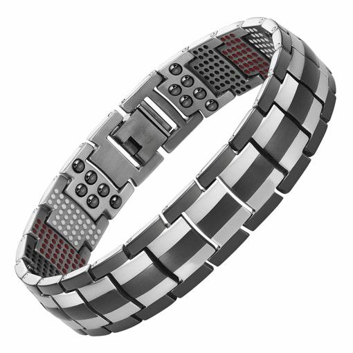 Bracelet Magnétique Anti Stress Femme