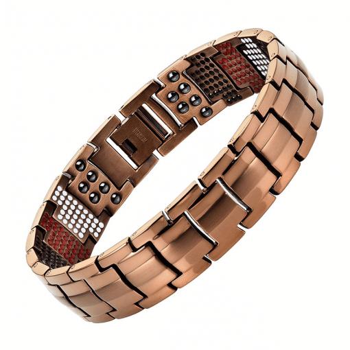 Bracelet Magnetique Cuivre Femme