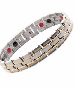 Bracelet Magnetique Homme Anti Douleur