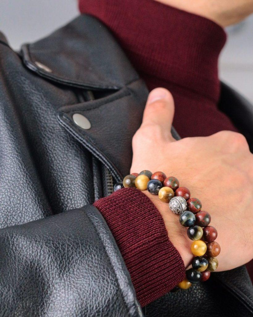 Bracelet Oeil De Faucon