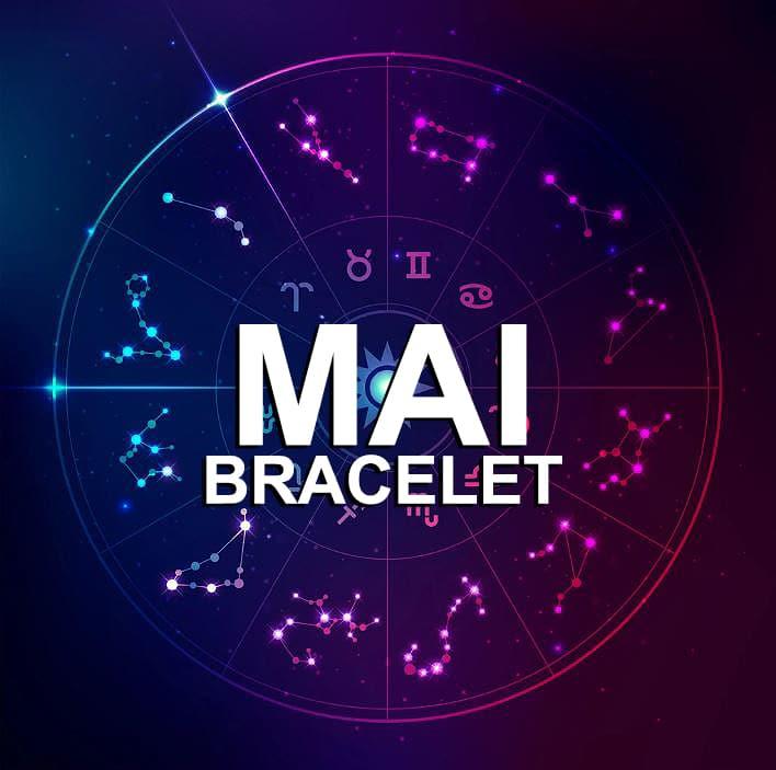 Bracelet Pour Le Signe Du Zodiaque Mai
