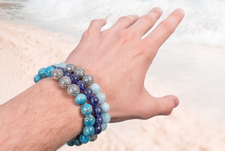 Les Bracelets En Pierres Semi-Précieuses Pour Cette Saison