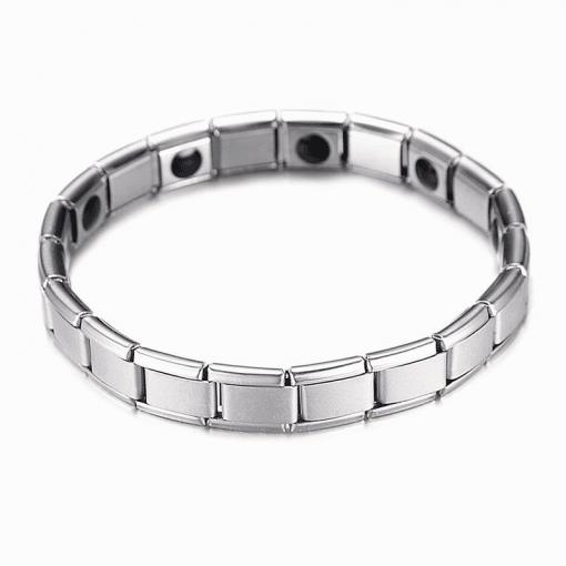 Mps Bracelet Magnétique En Titane
