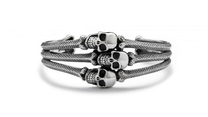 Le Guide Ultime Du Bracelet En Perle Tete De Mort Pour Homme