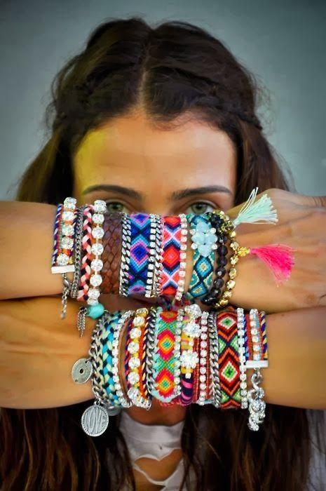 bracelet brésilien femme