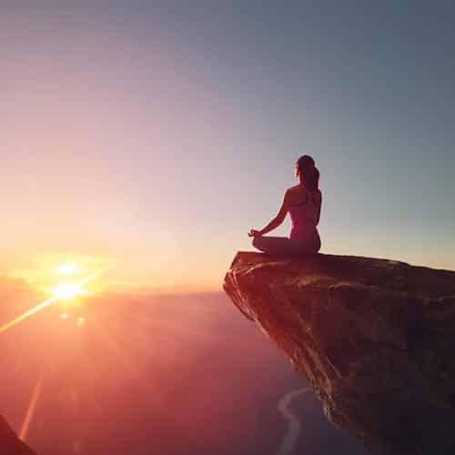 Pierres Naturelles Pour La Spiritualité Et La Foi