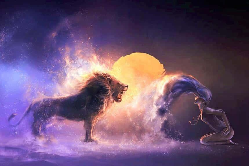 juillet lion zodiaque