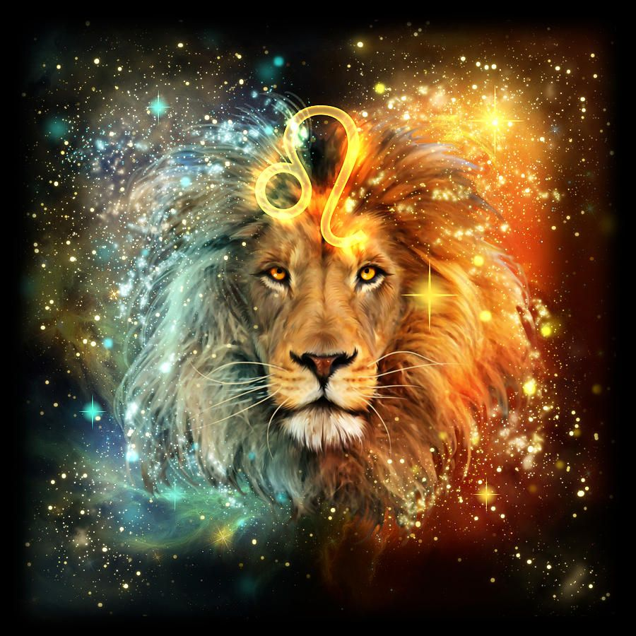 lion zodiaque