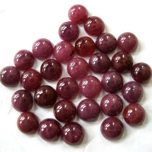 perles de rubis