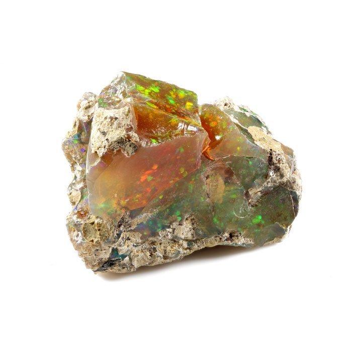 pierre naturelle d'opale