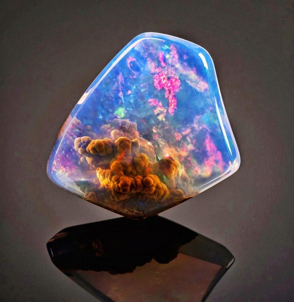 pierre opale