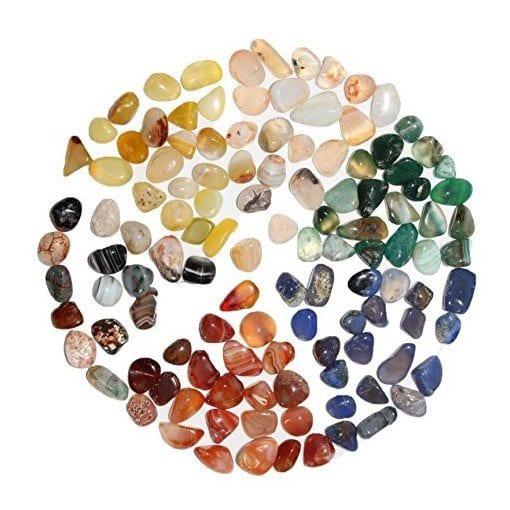 pierres d'agate