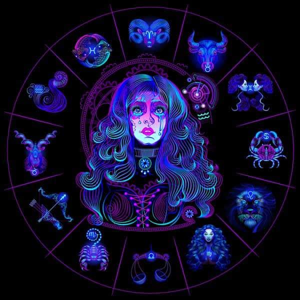 signe du zodiaque du verseau