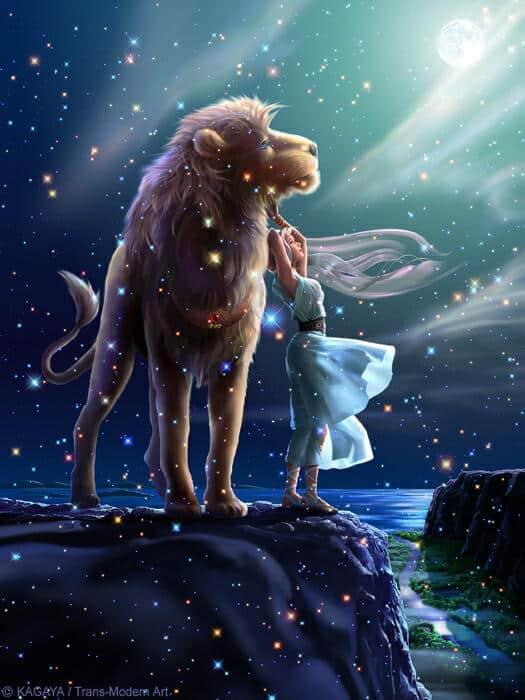 signe du zodiaque juillet lion