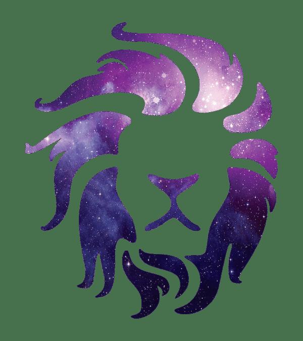 symbole du lion signe du zodiaque de juillet