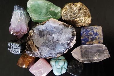 cristaux et intentions