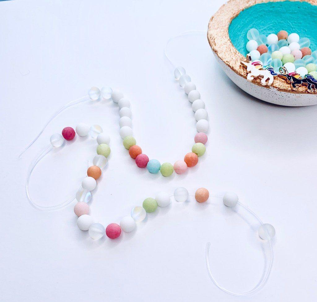 les perles pour bracelet