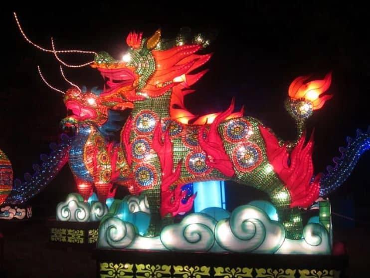 perle dans la tradition chinoise
